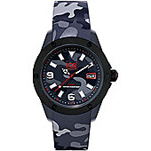 Ice-Watch Ice Army Mens Watch - IA.BK.XL.R