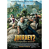 Journey 2 - The Mysterious Island (Blu-Ray)