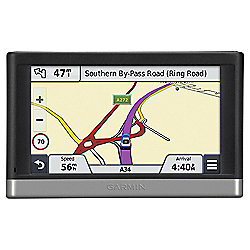 "Garmin nuvi 2467LM Sat Nav, 4.3"" LCD Touch Screen with Free Lifetime Map Updates across Western Europe"