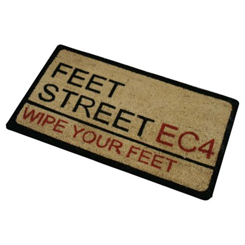 Feet Street Outdoor PVC Coir Mat