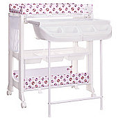 OBaby Disney Bath Changing Unit (Minnie Circles)