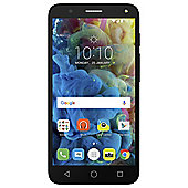 Tesco Mobile Alcatel Pop 4 Slate Grey
