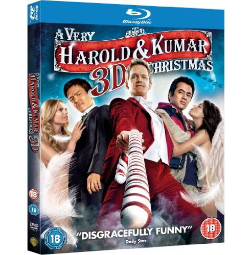 A Very Harold & Kumar Christmas 3D Br