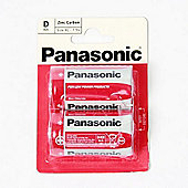 Panasonic Size D R20 XL 1.5V Zinc Battery _
