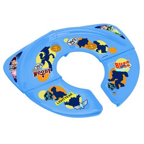 Buy Disney Toy Story Travel Folding Toddler Toilet Seat