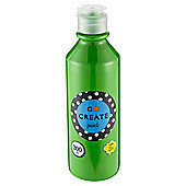 Go Create Ready Mixed Paint 300ml - Green
