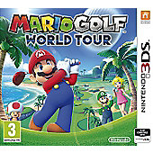 3Ds Mario Golf World Tour