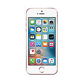 SIM Free - Apple iPhone SE 16GB Rose Gold