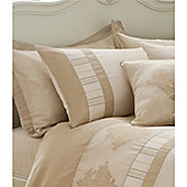 Catherine Lansfield Home Fine Luxury Collection Royal Manor pillowsham Gold