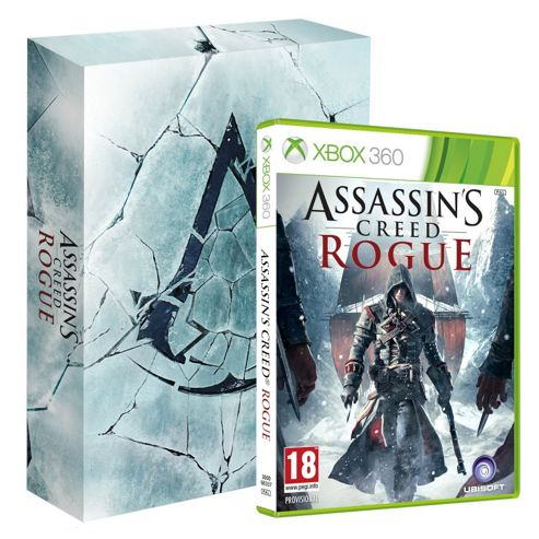 Assassin's Creed Rogue Collectors Edition Xbox 360