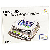 3D Puzzle Real Madrid Estadio Santiago Bernabeu