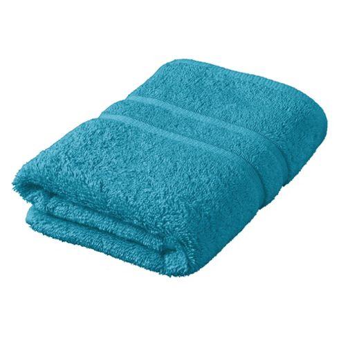 Tesco Face Cloth Turquoise