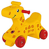 Simba Smoby Big Garry Ride-on Giraffe