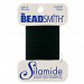 Silamide Thread - Black