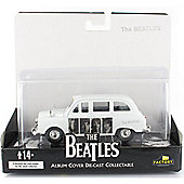 The Beatles Album Cover 1:36 scale Diecast - White