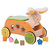Bigjigs Toys BB030 Bunny Ride On