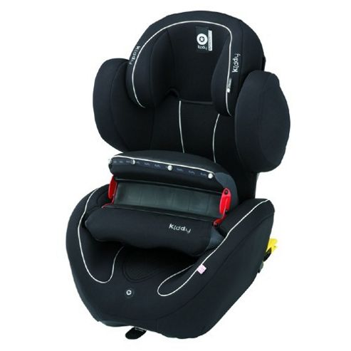 Kiddy PhoenixFix Pro 2 Car Seat (Racing Black)