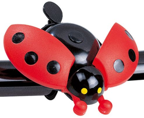 Acor Ladybug Bell. With Standard Clamp