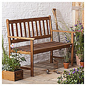 Windsor 1.2m 2-Seater Wooden Garden Bench