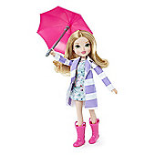 Moxie Girlz Raincoat Colour Splash Doll Bryten