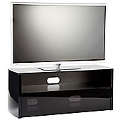 Iconic Acacia 2012 Gloss Black TV Stand for TVs up to 50 inch