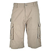 Cargo Men's Shorts - Beige