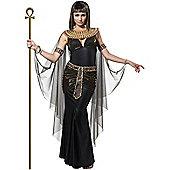 Black Cleopatra Costume Extra Large
