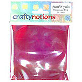 Angelina Fusible Film - Passionate Pink
