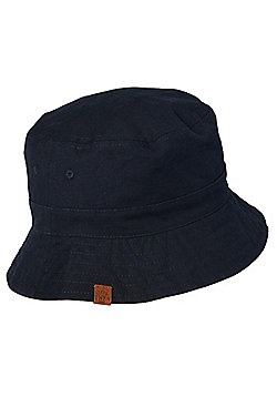 F&F Reversible Fisherman Hat - Navy & Burgundy