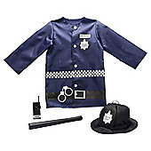 Preschool Play - Police Officer Costume