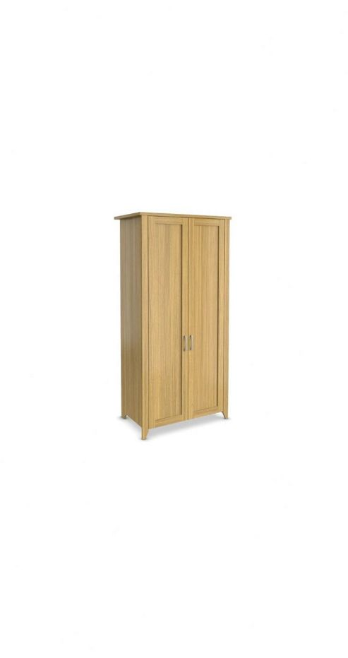 Urbane Designs Whitby Tango 2 Door Wardrobe