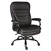 Teknik Goliath Heavy Duty Executive Leather Chair