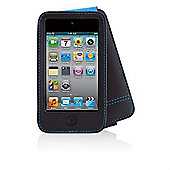 Belkin F8Z673CW Verve Folio for iPod Touch - Black and Blue