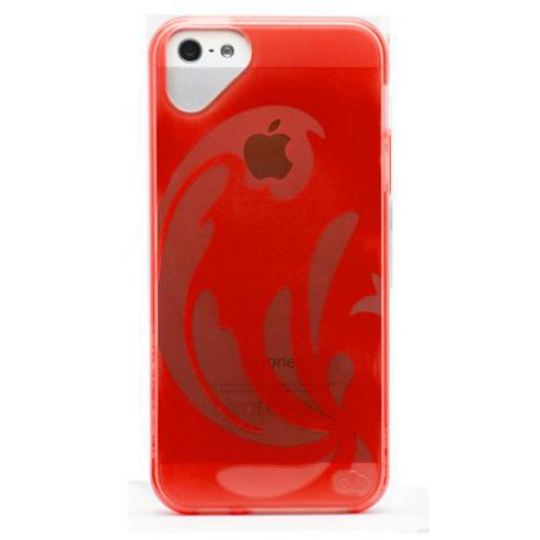 Olo Glacier Crest Cases for Apple iPhone 5 - Red