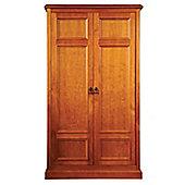 Sweet Dreams Wagner Two Door Wardrobe - Oak