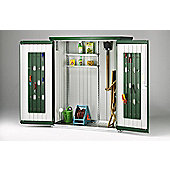 Biohort Equipment Locker - Dark Green