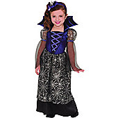 Miss Wicked Web - Child Costume 5-6 years