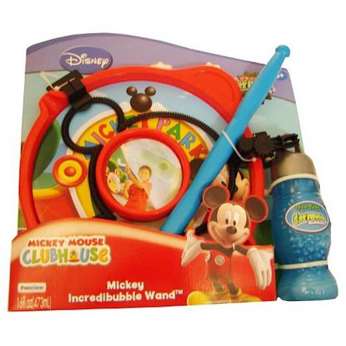 Mickey Mouse Clubhouse Incredibubble Wand
