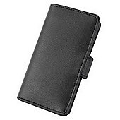 "Tortoiseâ""¢ Genuine Leather Folio Case iPhone 5 Black"