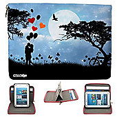 Streetslips Limited Edition Romance Tablet Case Universal up to 10.1 Inch Vibrant Print Unique Functionality SSR10 5060236109842