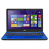 "Acer E5-571 15.6"" Intel Core i3 4GB RAM 500GB HDD Blue Laptop"