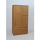 Urbane Designs Samba 2 Door 2 Drawer Wardrobe