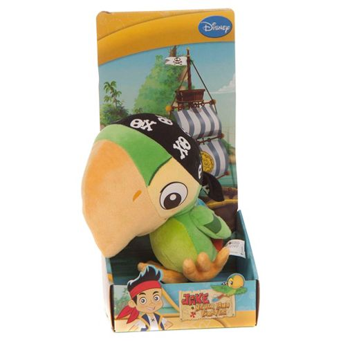 Posh Paws 10inch Jake & The Neverland Pirates Skully Plush