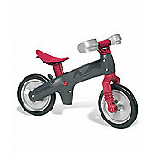 Bellelli B-Bip Pedalogic Kids Childs First Learning Training Balance Bike Grey