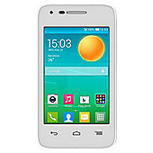 Alcatel Pop D1 White