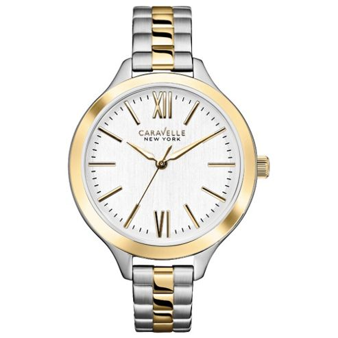 Caravelle New York Carla Ladies Fashion Watch - 45L139
