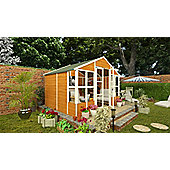 BillyOh 4000L 8 x 10 Tete a Tete Tongue and Groove Summer House