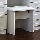 Welcome Furniture Warwick Stool - White