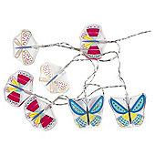 Tesco Kids Butterfly Line Lights