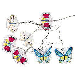 Tesco Kids Butterfly Line Lights